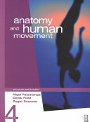 Anatomy and Human Movement Book