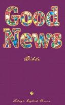Good News Bible GNT Book PDF