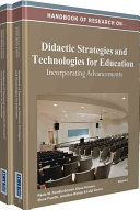 Handbook of Research on Didactic Strategies and Technologies for Education