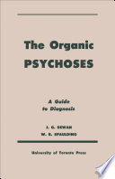 The Organic Psychoses Book