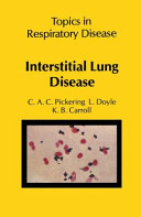 Interstitial Lung Disease Book