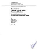 Juvenile Delinquency Prevention Book PDF
