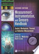 """""""Measurement, Instrumentation, and Sensors Handbook: Two-Volume Set"""" by John G. Webster, Halit Eren"""
