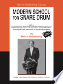 Download Modern School for Snare Drum Book