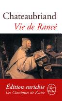 Vie de Rancé [Pdf/ePub] eBook