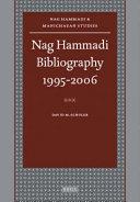 Nag Hammadi Bibliography