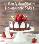 Simply Beautiful Homemade Cakes Pdf/ePub eBook