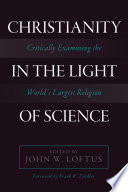 Christianity in the Light of Science Book