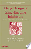 Drug Design of Zinc-Enzyme Inhibitors