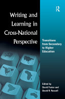 Pdf Writing and Learning in Cross-national Perspective Telecharger