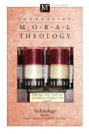 Journal of Moral Theology, Volume 4, Number 1