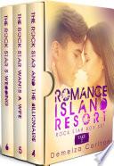 Romance Island Resort Rock Star Box Set Take 2