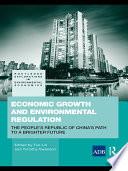 Economic Growth and Environmental Regulation