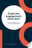Employee Engagement What Else