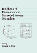 Handbook of Pharmaceutical Controlled Release Technology