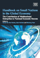Handbook On Small Nations In The Global Economy