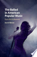 The Ballad in American Popular Music