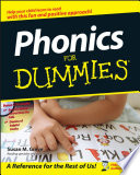 """Phonics for Dummies"" by Susan M. Greve"