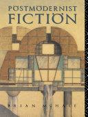 Pdf Postmodernist Fiction Telecharger