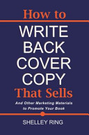 How to Write Back Cover Copy That Sells