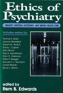 Ethics of Psychiatry
