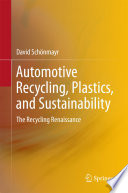 Automotive Recycling  Plastics  and Sustainability