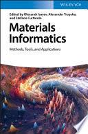 Materials Informatics Book