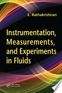 Instrumentation Measurements And Experiments In Fluids Book PDF