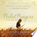 Pocket Prayers for Moms Book