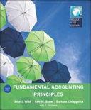 Fundamental Accounting Principles  Mee Book