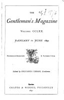 The Gentleman's Magazine