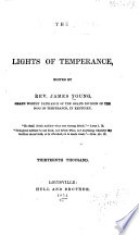 The Lights of Temperance Book