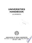 Universities handbook : (AIU members)