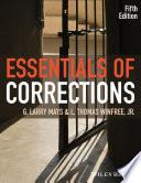 Essentials Of Corrections