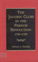 The Jacobin Clubs in the French Revolution, 1793-1795 Pdf/ePub eBook