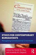 Pdf Ethics for Contemporary Bureaucrats