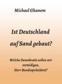 Pdf Ist Deutschland auf Sand gebaut? Telecharger