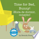 Time for Bed  Bunny     Hora de dormir  conejito