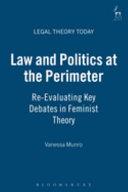 Law and Politics at the Perimeter Book