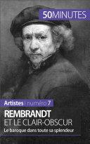 Pdf Rembrandt et le clair-obscur Telecharger