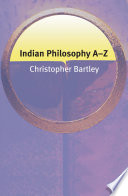 Indian Philosophy A Z Book