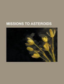 Missions to Asteroids Book