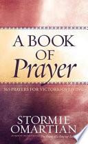 A Book Of Prayer Book