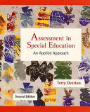 Assessment in Special Education Book PDF