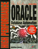 High Performance Oracle Database Automation
