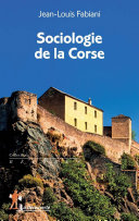 Pdf Sociologie de la Corse Telecharger