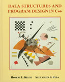 Cover of Data Structures and Program Design in C++
