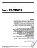 Caminos  , Band 1,Ausgabe 1 -Band 2,Ausgabe 8