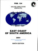 Prostar Sailing Directions 2004 East Coast of South America Enroute