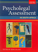 Psycholegal Assessment In South Africa